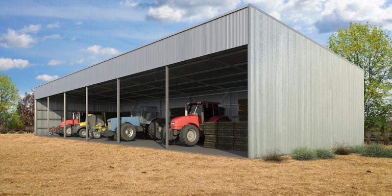 Why Farmers Love Steel Buildings