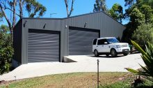 Steel Garage Sheds for Your Home
